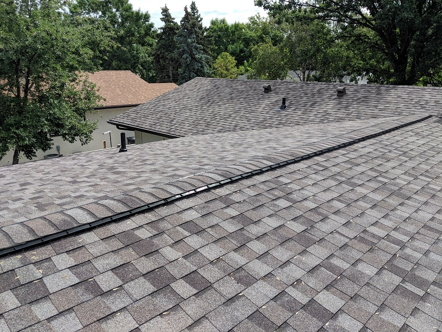 Roofing gray